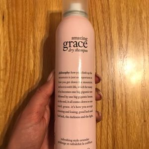 Philosophy Other - Philosophy Amazing Grace Dry Shampoo
